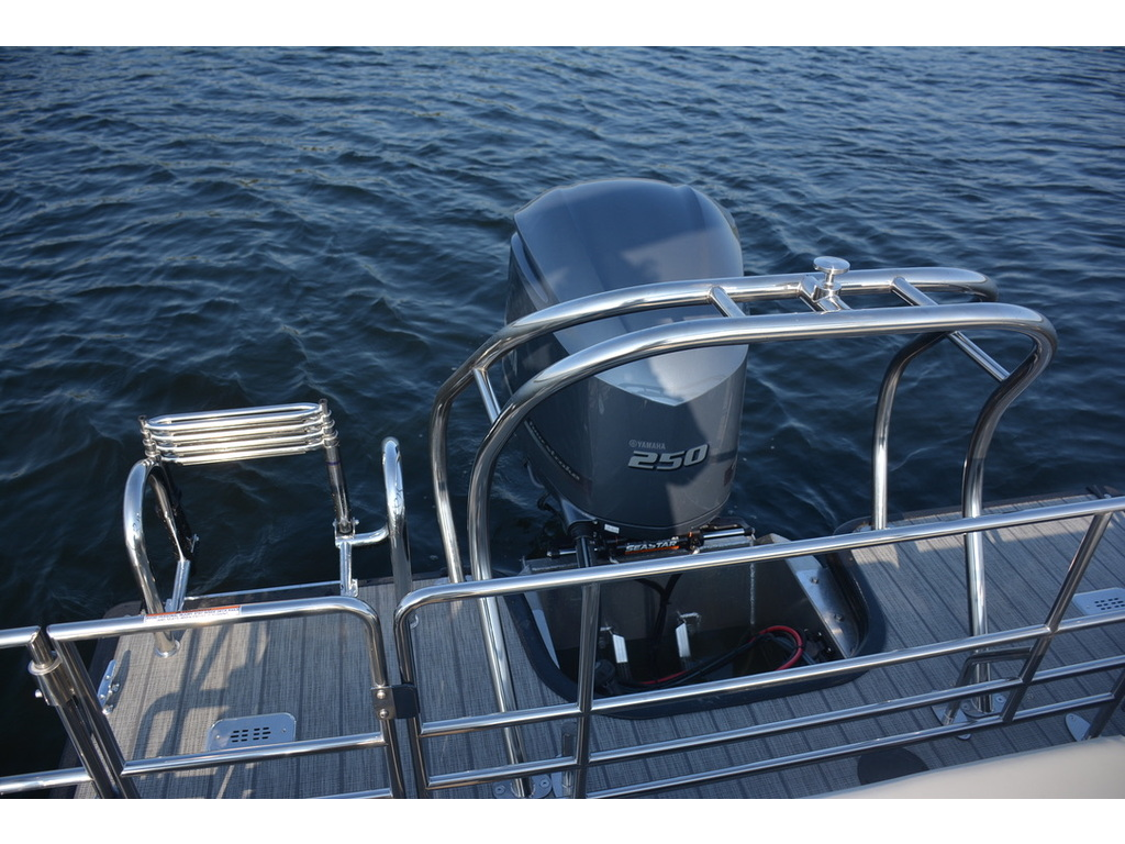 2021 Starcraft boat for sale, model of the boat is Ponton Cx Dl Bar & Image # 10 of 10