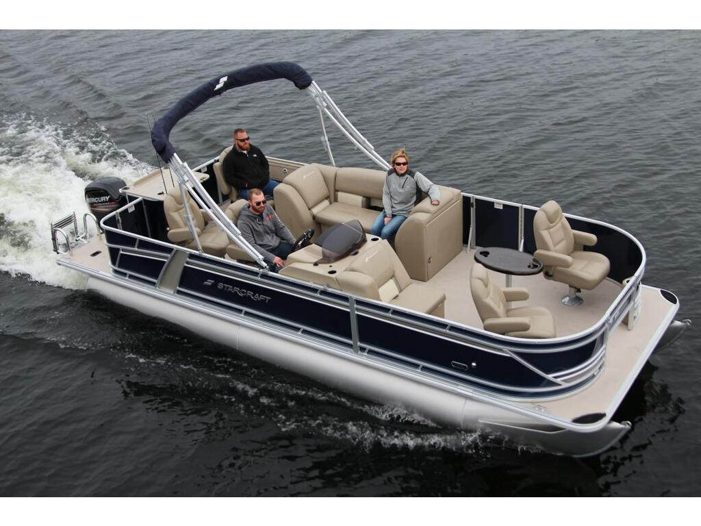2021 Starcraft boat for sale, model of the boat is Ponton Cx Fish Fd4  & Image # 13 of 13