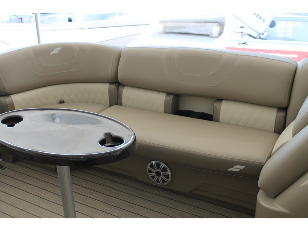 2021 Starcraft boat for sale, model of the boat is Ponton Cx Fish Fd4  & Image # 8 of 13