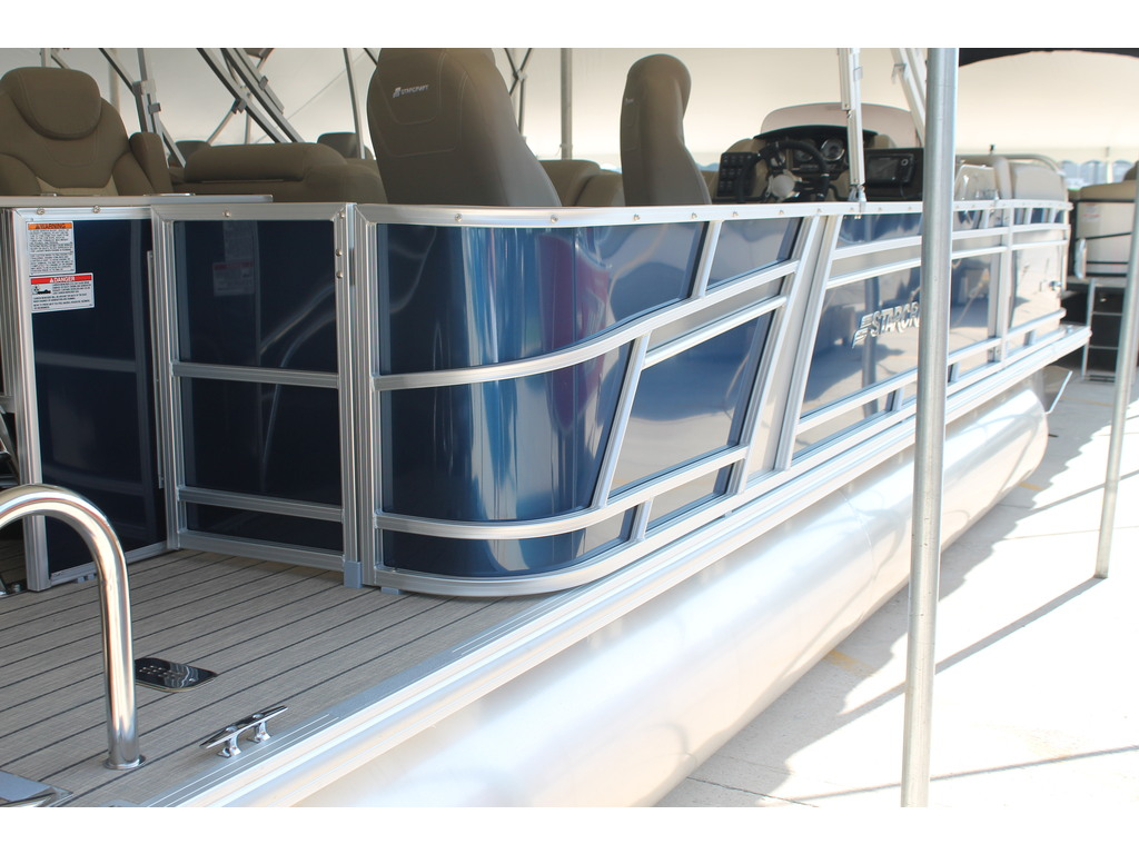 2021 Starcraft boat for sale, model of the boat is Ponton Cx Fish Fd4  & Image # 2 of 13