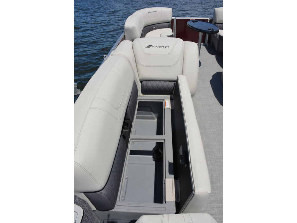 2021 Starcraft boat for sale, model of the boat is Ponton Cx Fish Fd & Image # 10 of 10