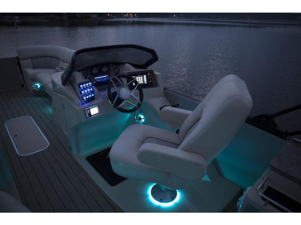 2021 Starcraft boat for sale, model of the boat is Ponton SÉrie Sx & Image # 12 of 15