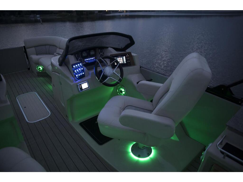 2021 Starcraft boat for sale, model of the boat is Ponton SÉrie Sx & Image # 13 of 15
