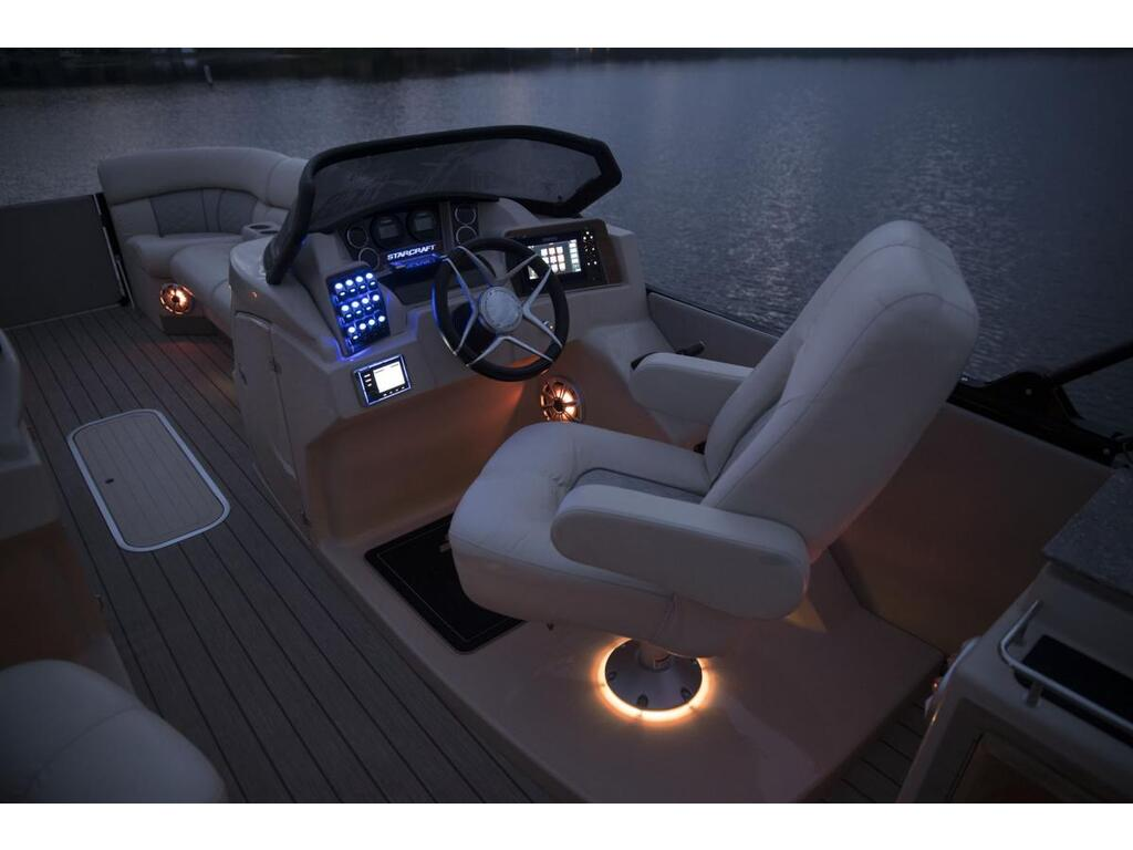 2021 Starcraft boat for sale, model of the boat is Ponton SÉrie Sx & Image # 14 of 15