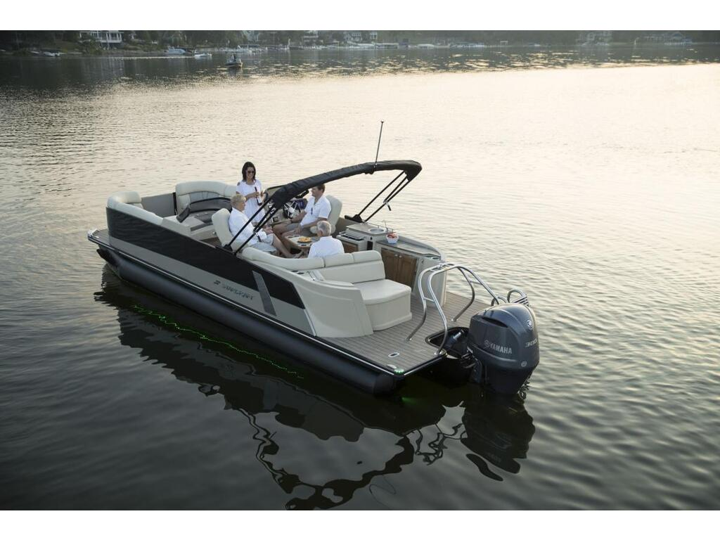 2021 Starcraft boat for sale, model of the boat is Ponton SÉrie Sx & Image # 2 of 15