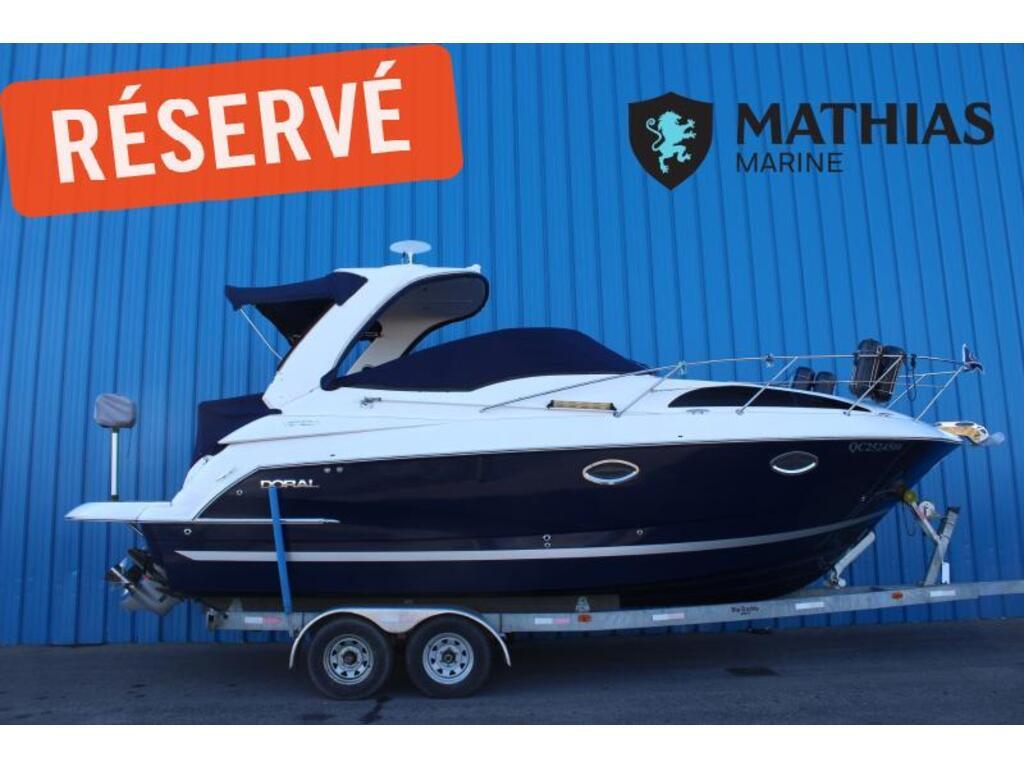 2011 Doral International boat for sale, model of the boat is Venezia & Image # 1 of 8