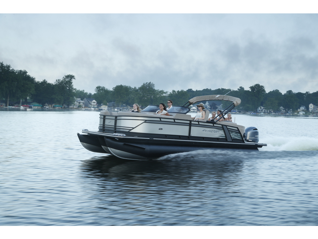 2021 Starcraft boat for sale, model of the boat is SÉrie Mx & Image # 2 of 9