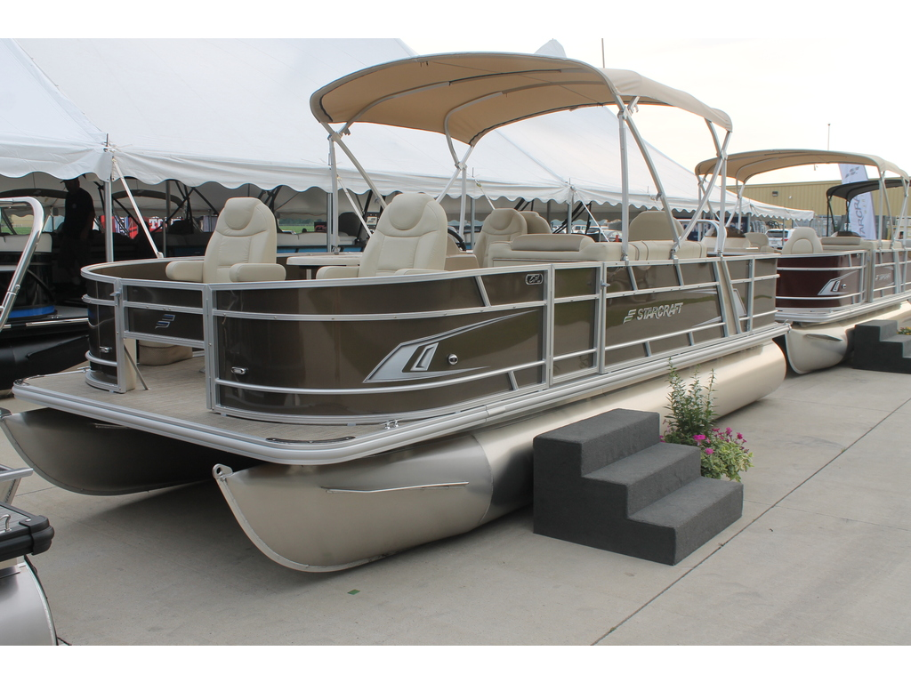 2021 Starcraft boat for sale, model of the boat is Ponton Ex Fish & Image # 9 of 16