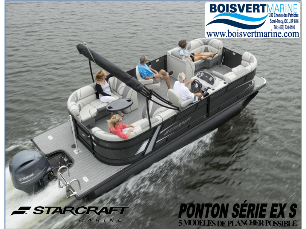 2021 Starcraft boat for sale, model of the boat is Ex S & Image # 1 of 10