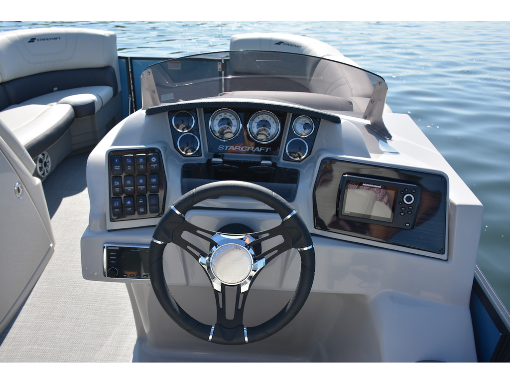2021 Starcraft boat for sale, model of the boat is Ponton Sls & Image # 6 of 17