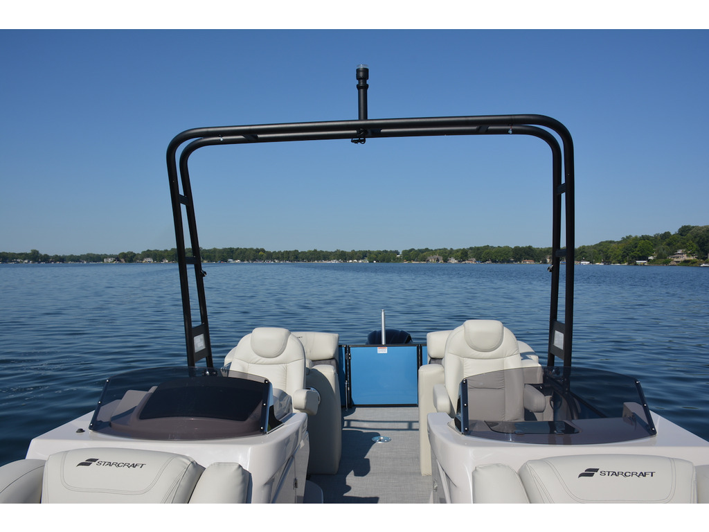 2021 Starcraft boat for sale, model of the boat is Ponton Sls & Image # 4 of 17