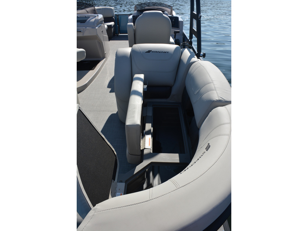 2021 Starcraft boat for sale, model of the boat is Ponton Sls & Image # 8 of 17