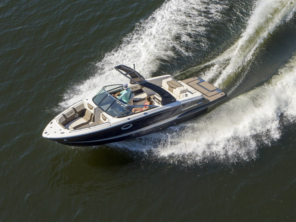 2021 Chaparral boat for sale, model of the boat is 267 Ssx & Image # 2 of 17