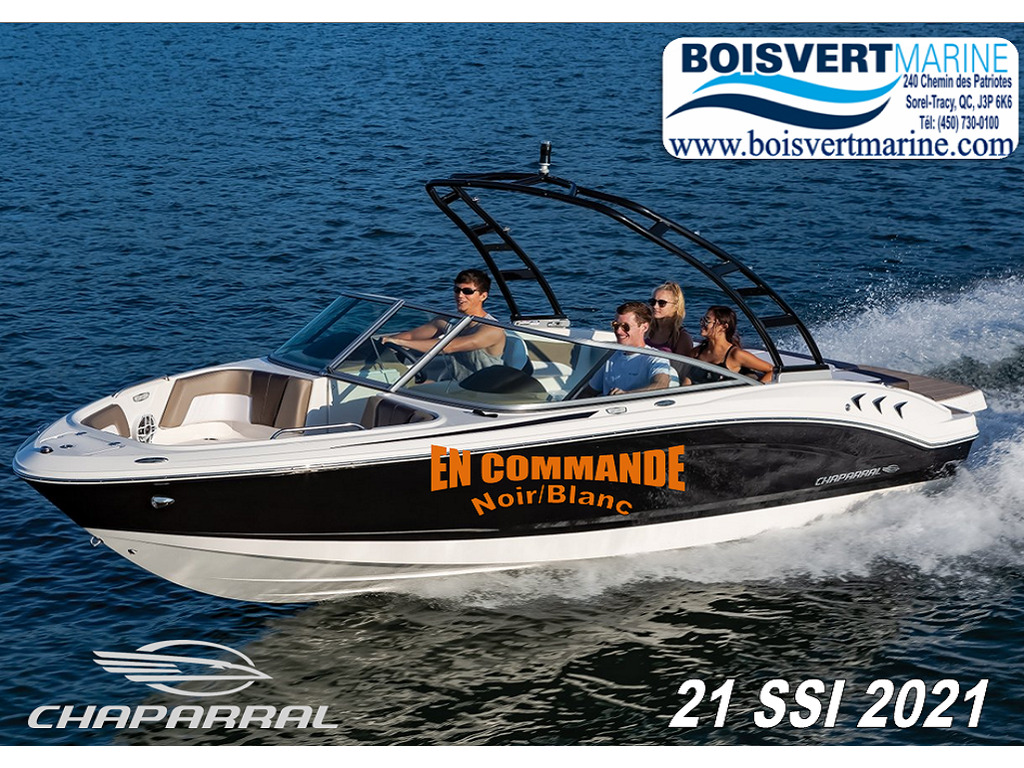 2021 Chaparral boat for sale, model of the boat is 21 Ssi  & Image # 1 of 14