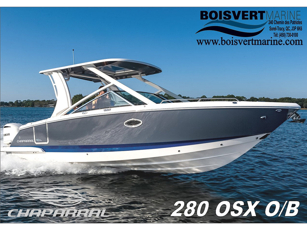 2021 Chaparral boat for sale, model of the boat is 280 Osx O/b & Image # 1 of 18