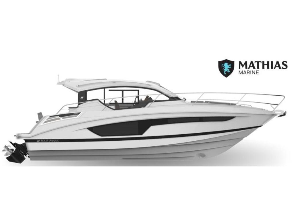 2021 Four Winns boat for sale, model of the boat is 355 Vista Coupe & Image # 1 of 1