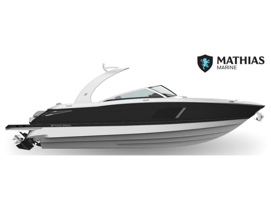 2021 Four Winns boat for sale, model of the boat is 290 Horizon Twin 6.2l / B3 & Image # 1 of 1