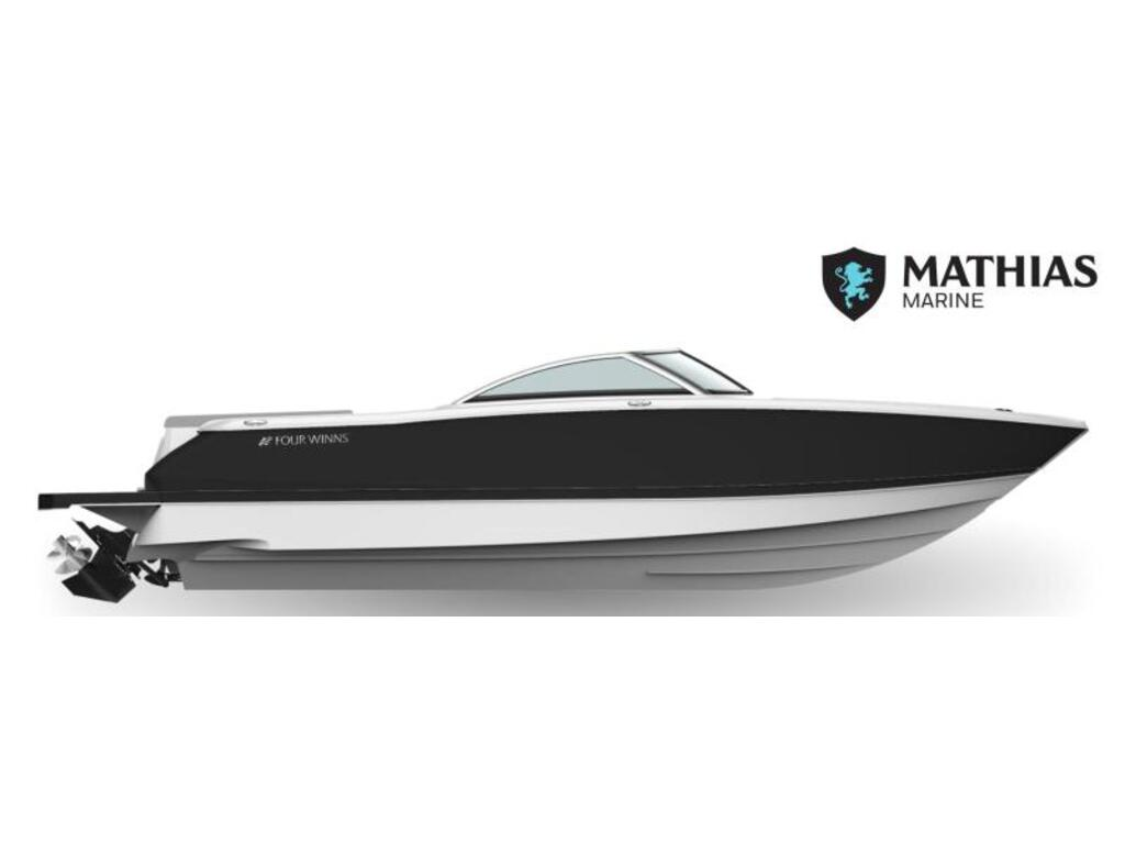 2021 Four Winns boat for sale, model of the boat is 230 Horizon 6.2l/b3 & Image # 1 of 1
