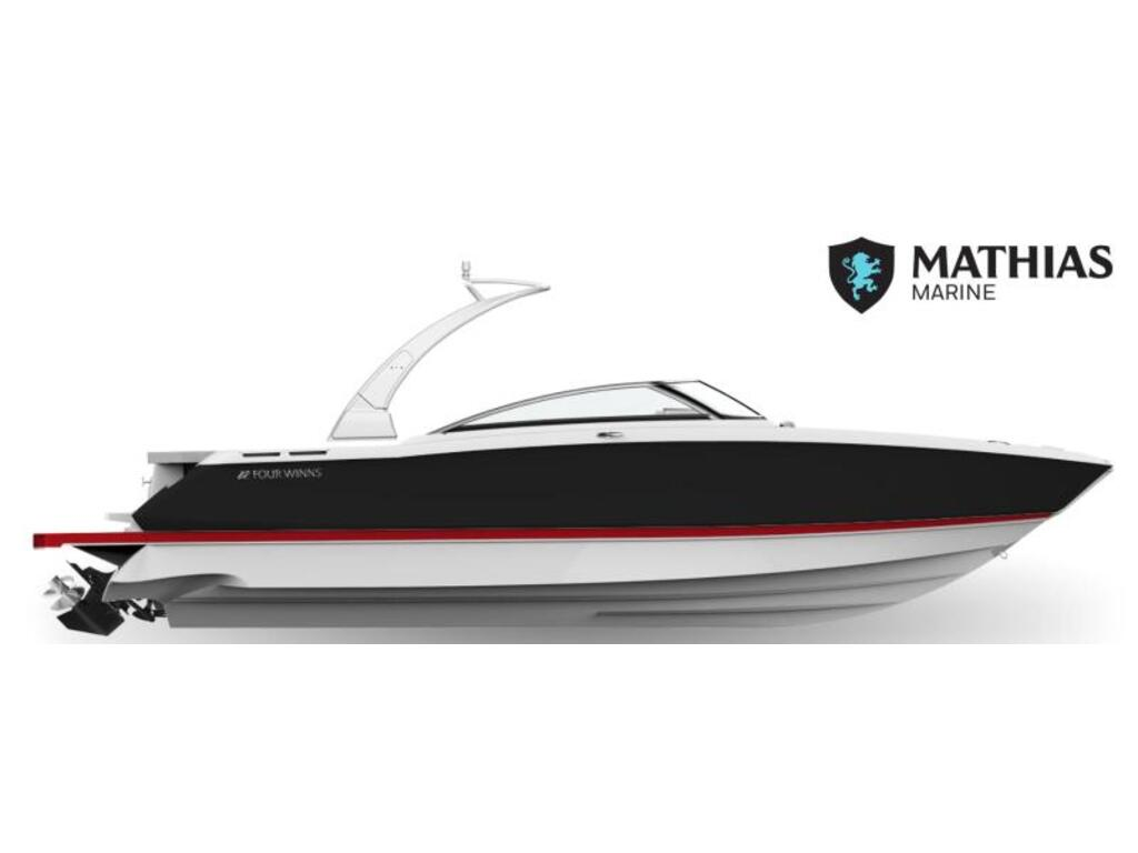 2021 Four Winns boat for sale, model of the boat is 260 Horizon 6.2l / Bravo 3 & Image # 1 of 1