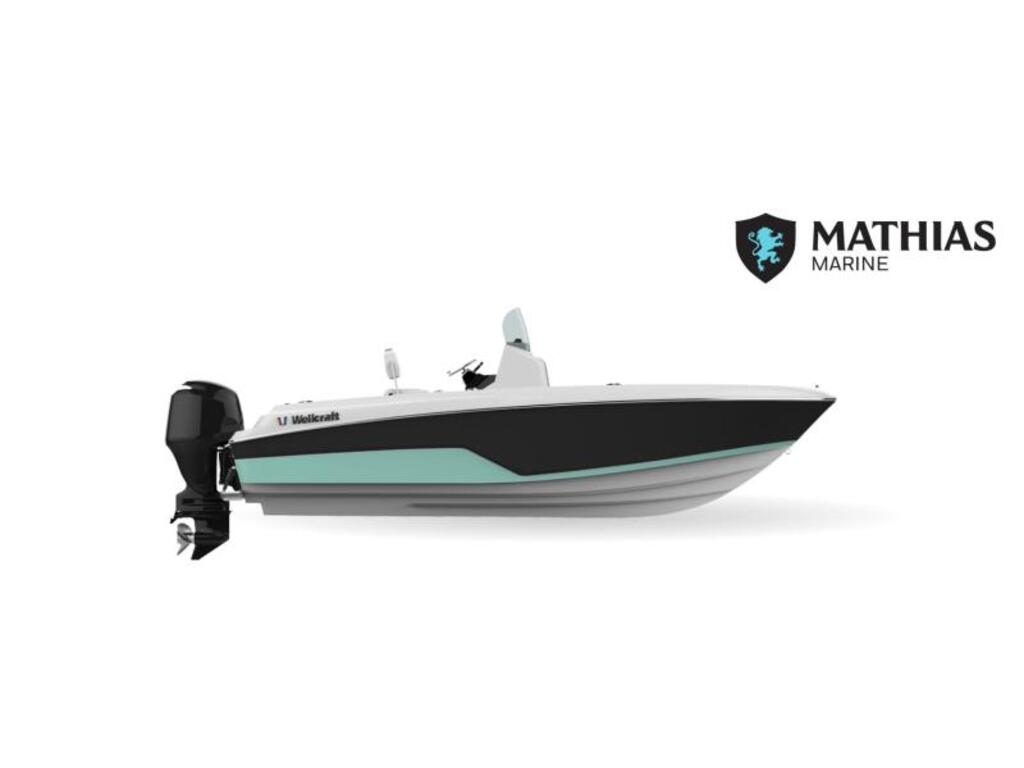 2021 Wellcraft boat for sale, model of the boat is 202 Fisherman 150 Xl 4s & Image # 1 of 1
