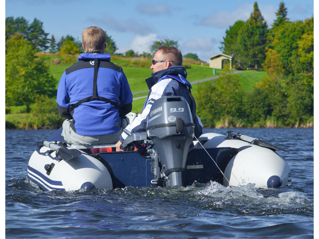 2014 Yamaha boat for sale, model of the boat is F15seha & Image # 2 of 2