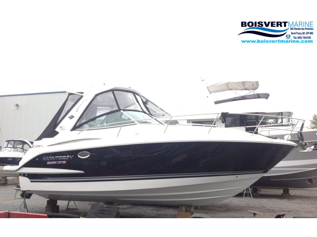 2020 Monterey boat for sale, model of the boat is 335sy & Image # 25 of 25