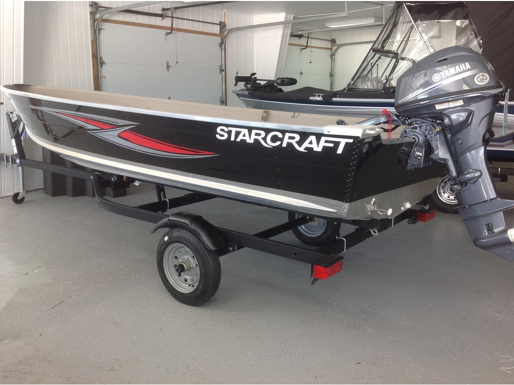 2021 Starcraft boat for sale, model of the boat is Voyageur/sf 16 Tl & Image # 3 of 5