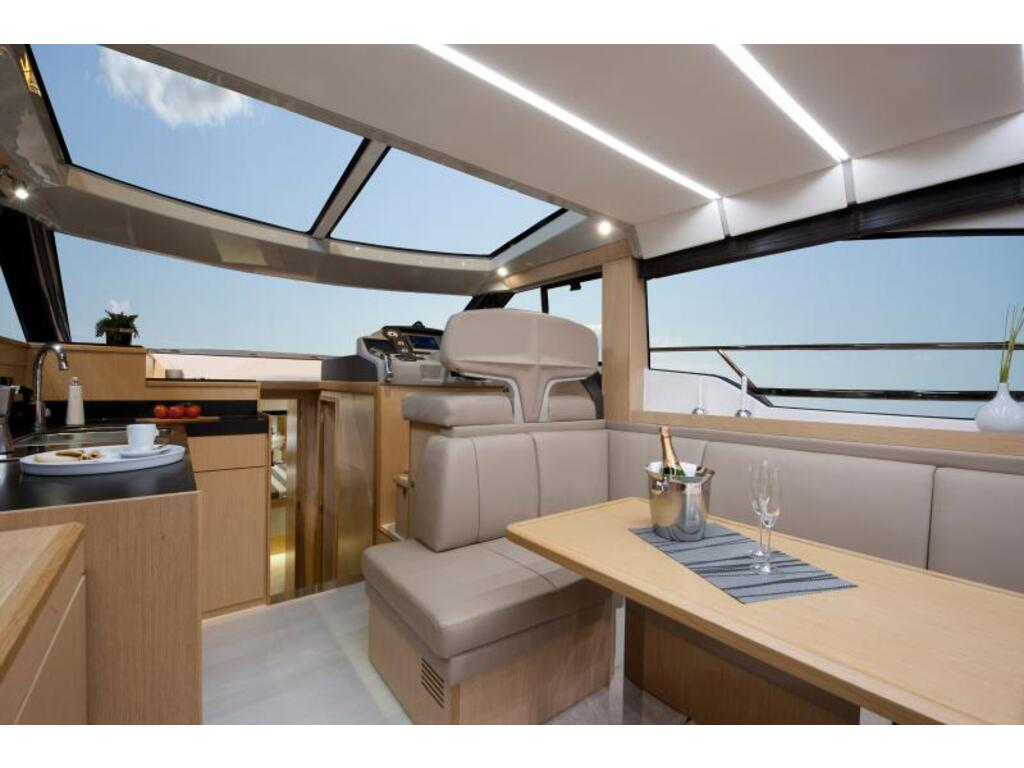 2021 Bavaria boat for sale, model of the boat is Virtess 420coupe Ips 600 Volvo & Image # 3 of 5