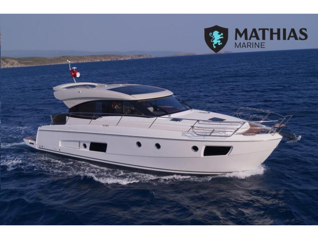2021 Bavaria boat for sale, model of the boat is Virtess 420coupe Ips 600 Volvo & Image # 1 of 5