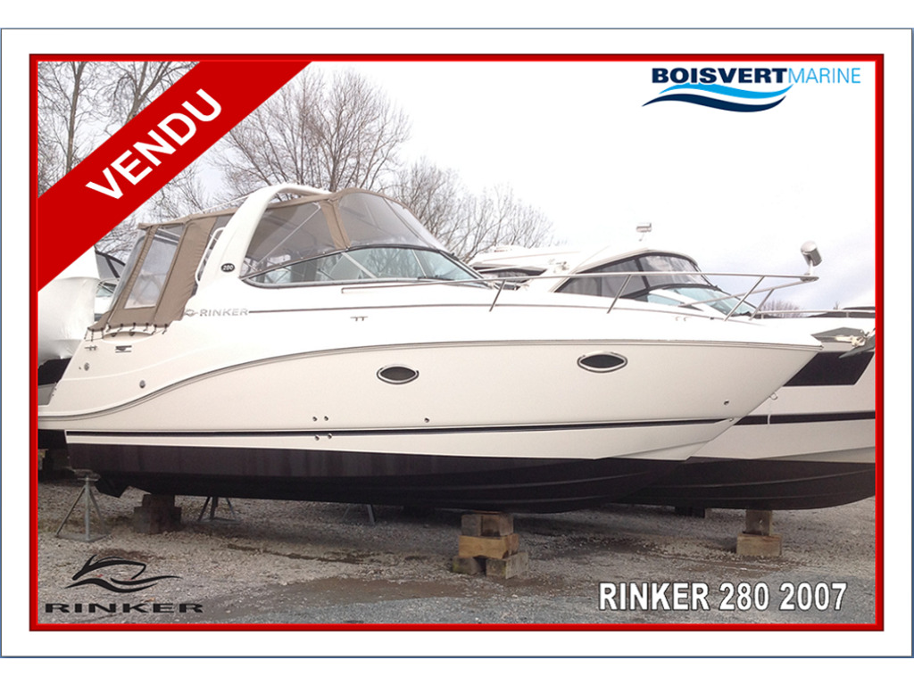 2007 Rinker boat for sale, model of the boat is 280 & Image # 1 of 16