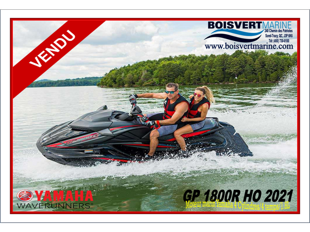 2021 Yamaha boat for sale, model of the boat is Gp1800r Ho & Image # 1 of 10