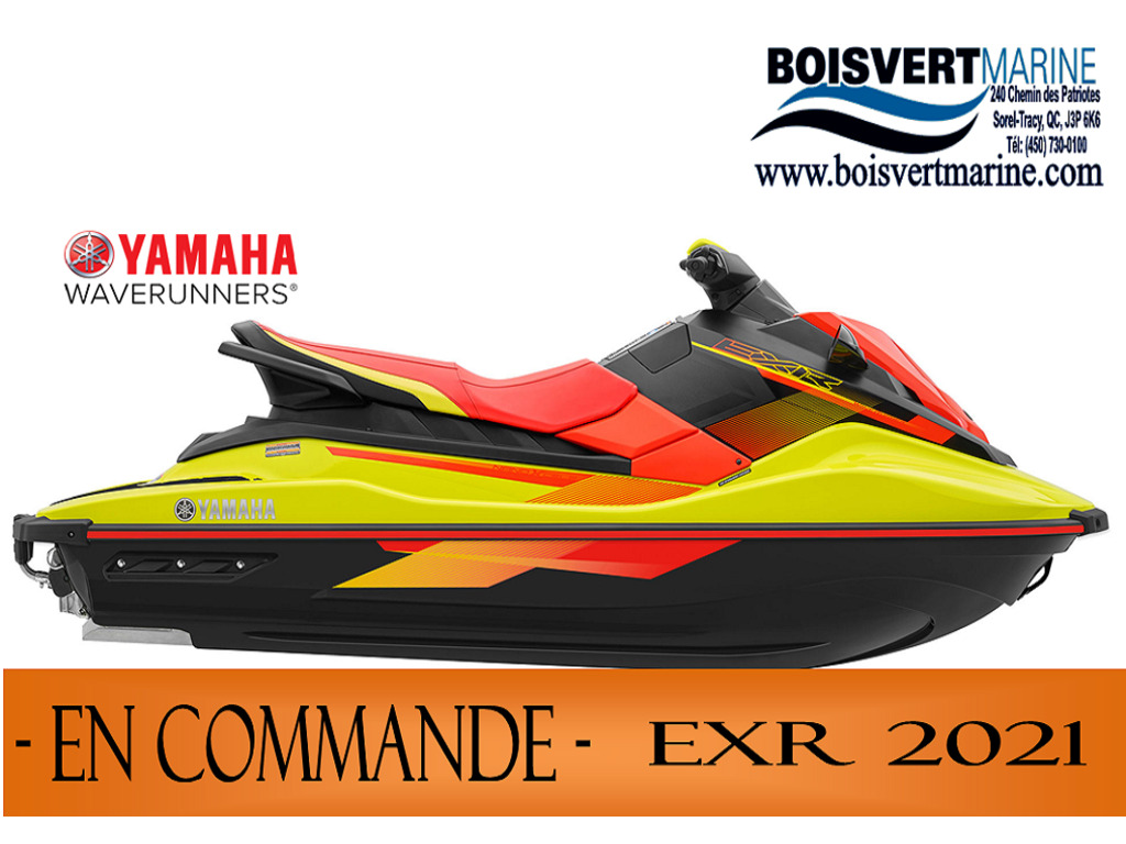 2021 Yamaha boat for sale, model of the boat is Exr & Image # 6 of 6