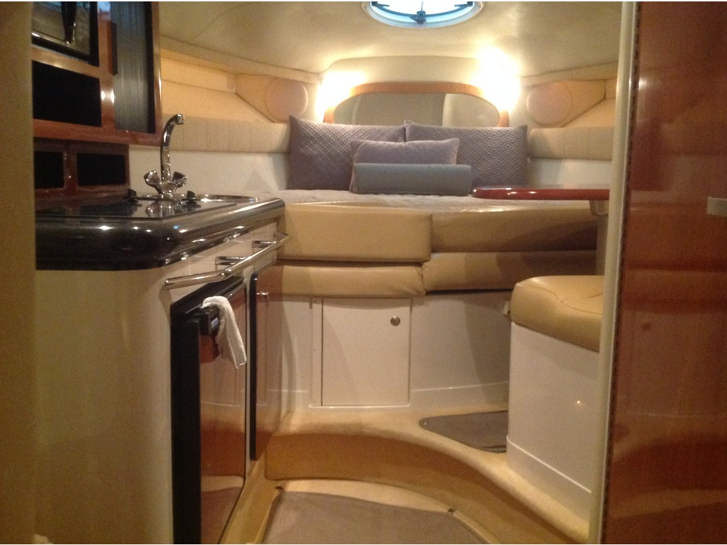 2006 Monterey boat for sale, model of the boat is 282 & Image # 12 of 23