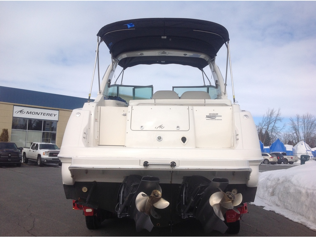 2006 Monterey boat for sale, model of the boat is 282 & Image # 2 of 23