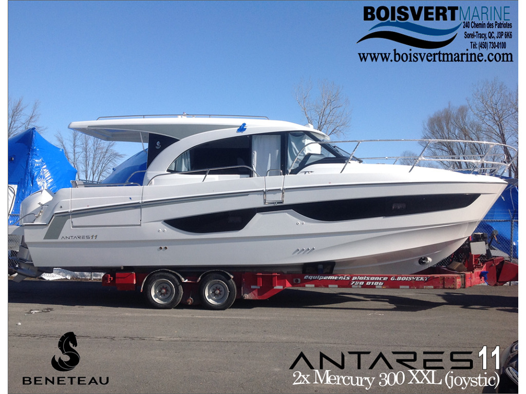 2021 Beneteau boat for sale, model of the boat is Antares 11 & Image # 1 of 18