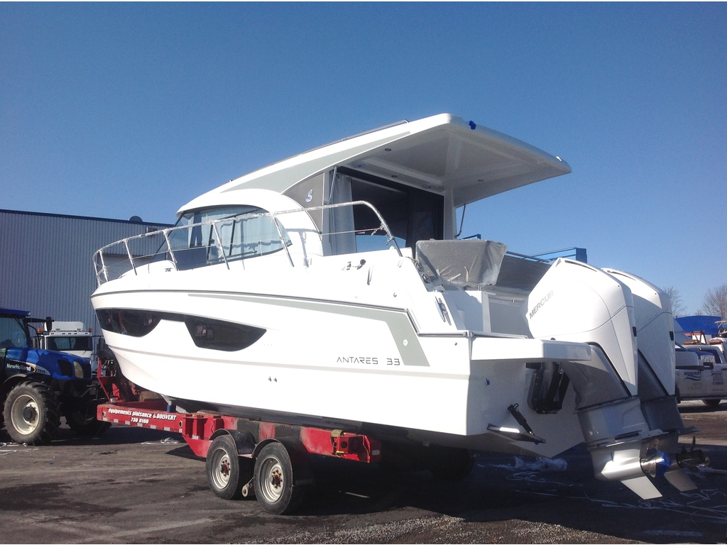 2021 Beneteau boat for sale, model of the boat is Antares 11 & Image # 2 of 18