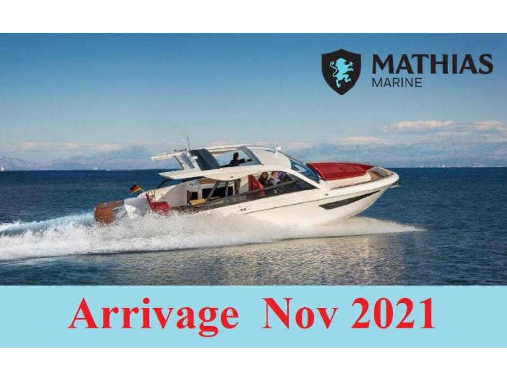 2022 Bavaria boat for sale, model of the boat is Vida 33 Ht & Image # 1 of 8