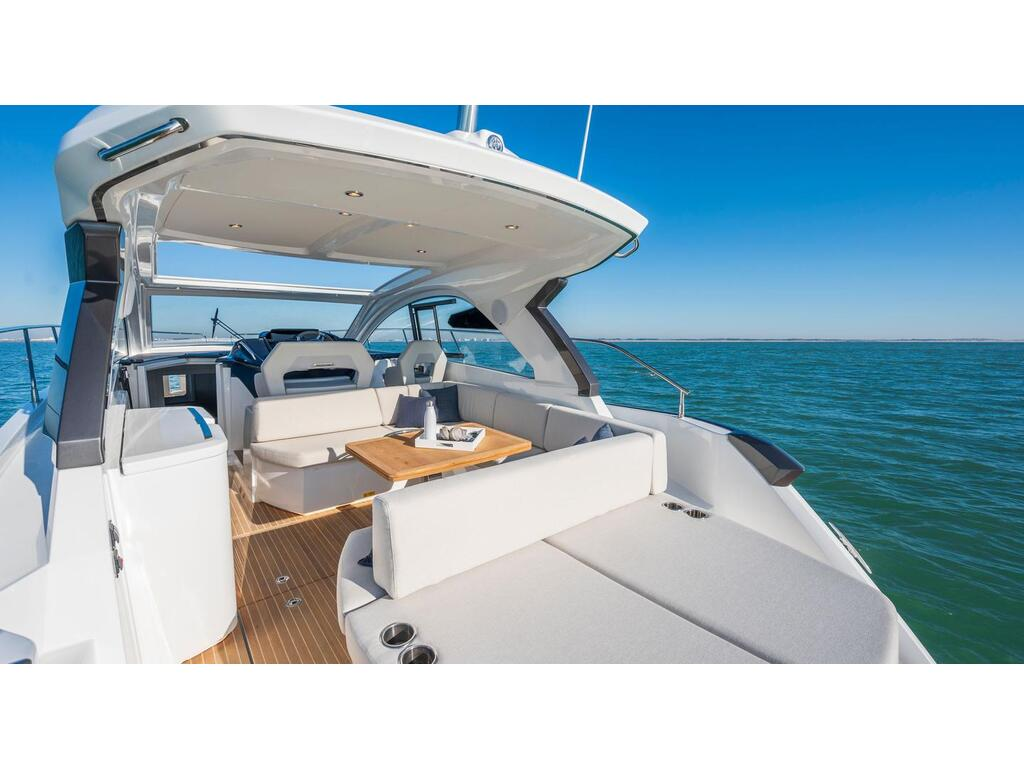 2022 Beneteau boat for sale, model of the boat is Gran Turismo 41 & Image # 2 of 7