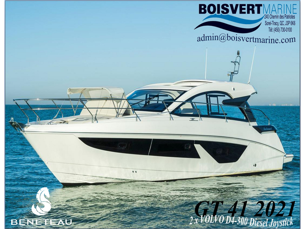 2022 Beneteau boat for sale, model of the boat is Gran Turismo 41 & Image # 7 of 7