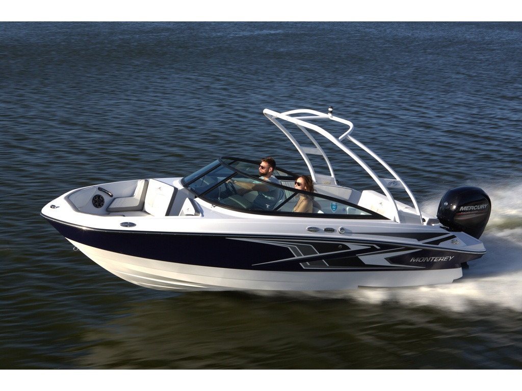 2022 Monterey boat for sale, model of the boat is M205 & Image # 3 of 4