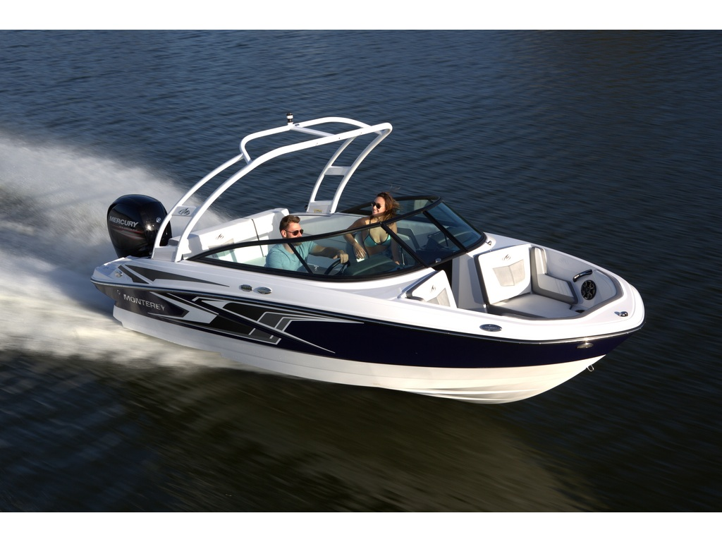 2022 Monterey boat for sale, model of the boat is M205 & Image # 2 of 4