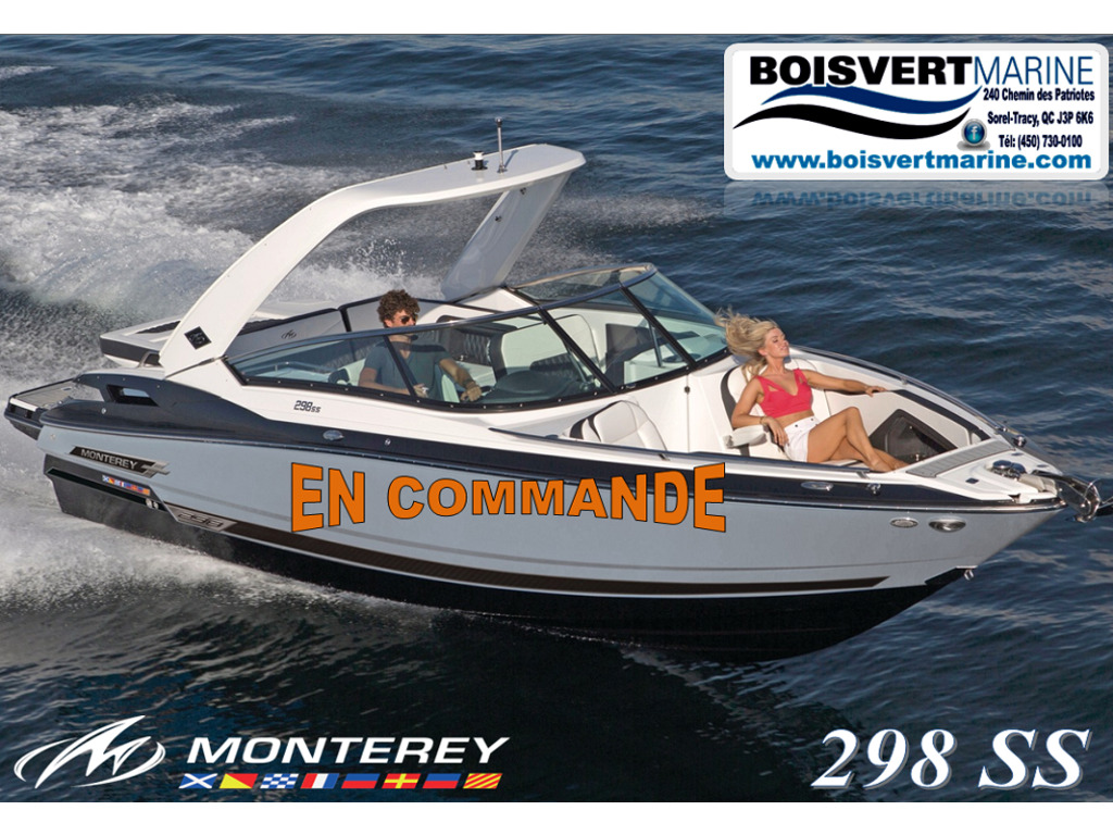 2022 Monterey boat for sale, model of the boat is 298ss & Image # 1 of 4