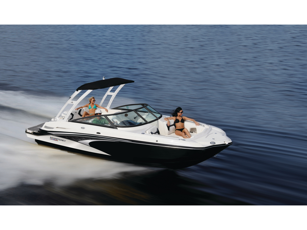 2022 Monterey boat for sale, model of the boat is M4  & Image # 1 of 7
