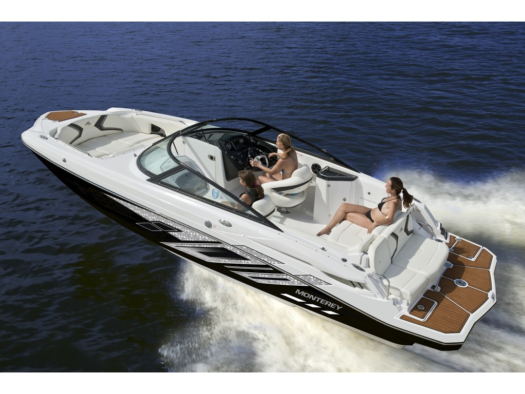 2022 Monterey boat for sale, model of the boat is M4  & Image # 1 of 6
