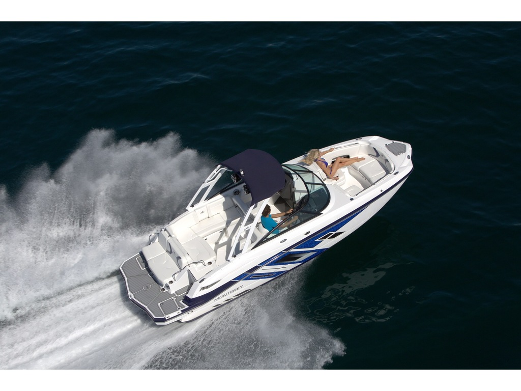 2022 Monterey boat for sale, model of the boat is M6  & Image # 1 of 4