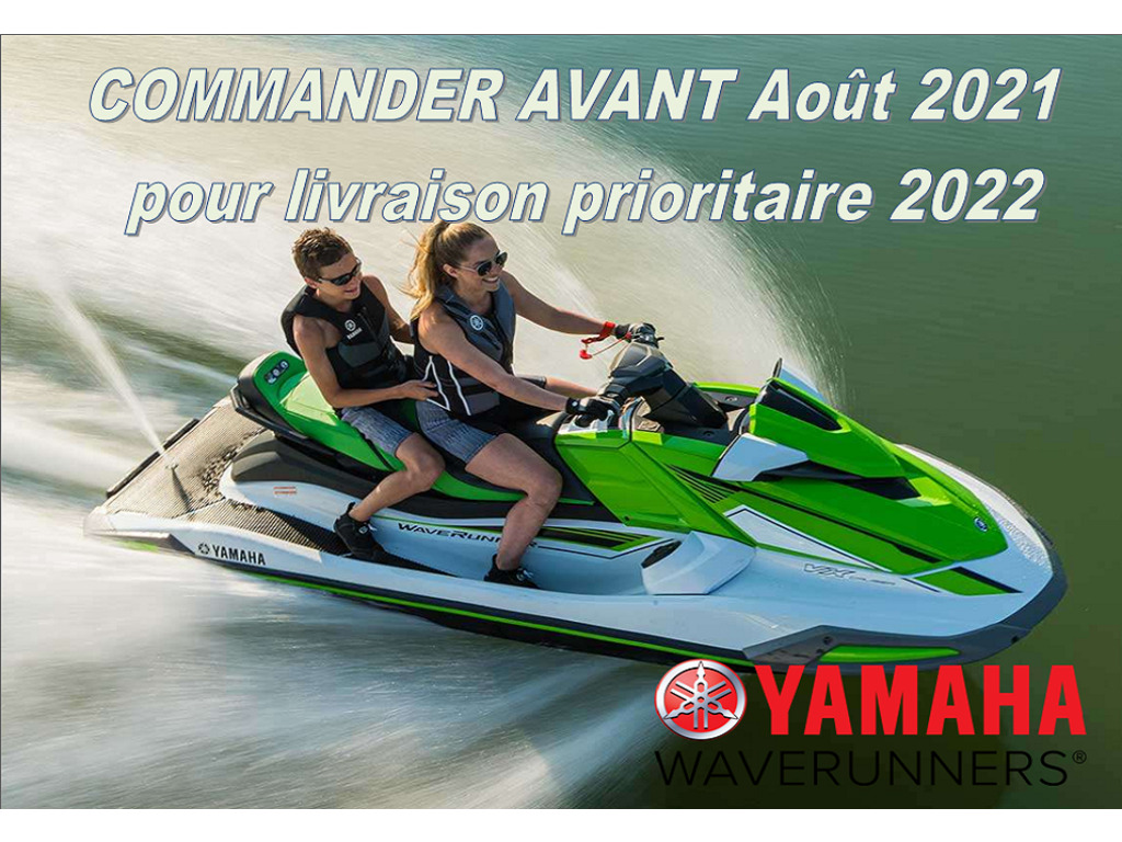 2022 Yamaha boat for sale, model of the boat is Vx Cruiser Ho & Image # 1 of 3