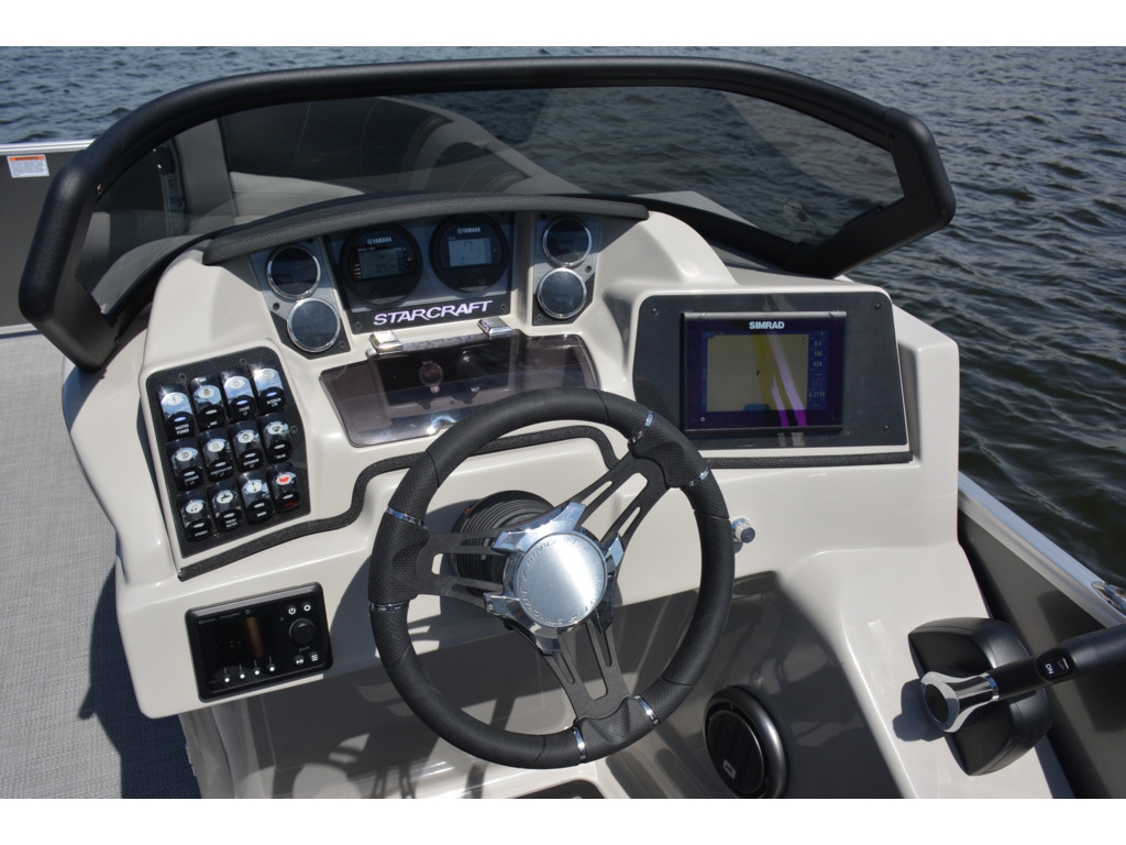 2022 Starcraft boat for sale, model of the boat is Mx 23 Q  & Image # 4 of 8