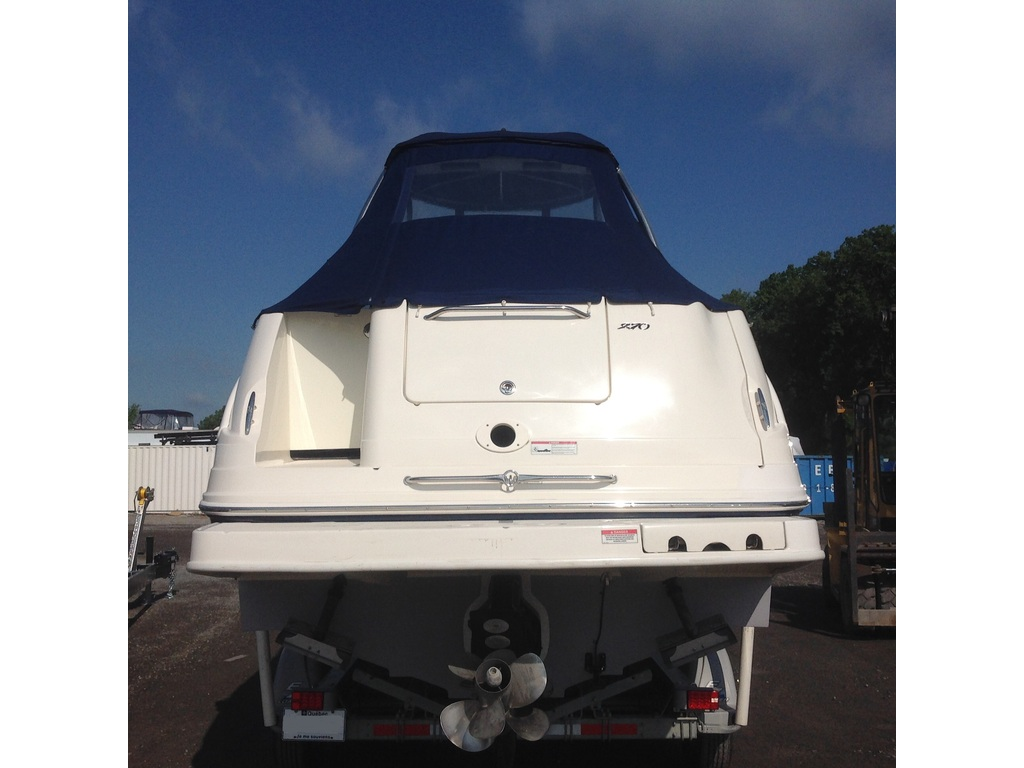 2008 Sea Ray boat for sale, model of the boat is Amberjack 270 & Image # 2 of 16