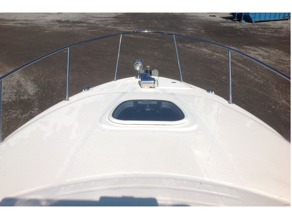 2008 Sea Ray boat for sale, model of the boat is Amberjack 270 & Image # 9 of 16