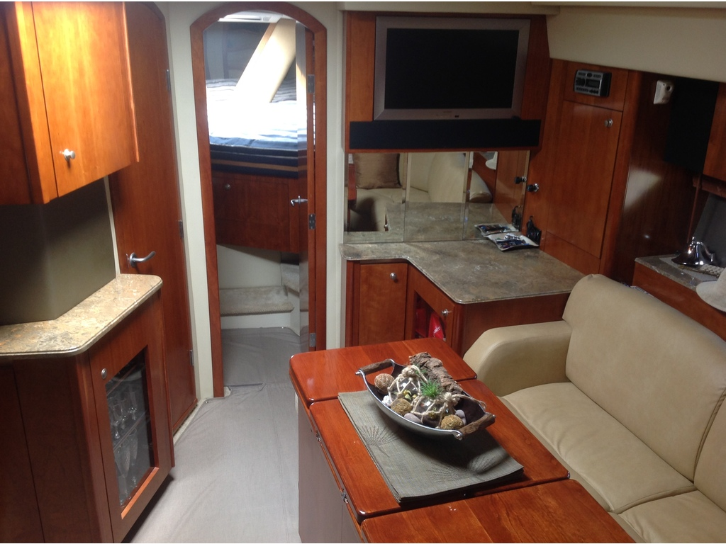 2008 Cruisers Yachts boat for sale, model of the boat is 460 Express Hard Top & Image # 12 of 20